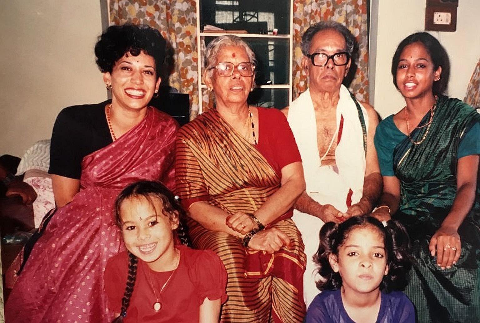 Indian Roots Matter To Kamala India News Tabla