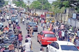சென்னையில்தான் தொற்று அதிகமாக இருக்கிறது என்று கூறிய அமைச்சர், சனிக்கிழமை அந்நகரில் புதிதாக 43 பேர் பாதிக்கப்பட்டதாகத் தெரிவித்தார்.படம்: இணையம்