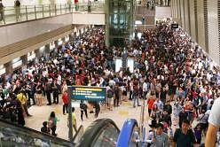 Bishan MRT station on Nov 15 2017 ST FILE