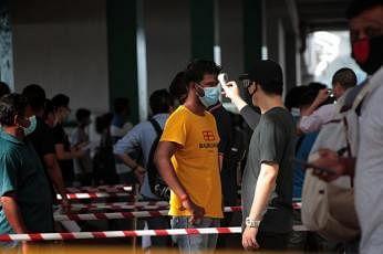 சிங்கப்பூரில் கொரோனா- சமூக அளவில் 11 பேர் பாதிப்பு