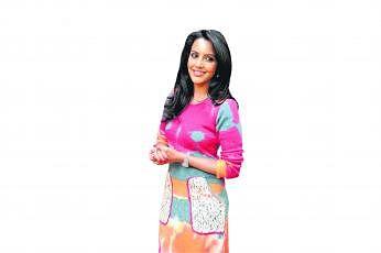 பிரியா ஆனந்த். படம்: ஊடகம்