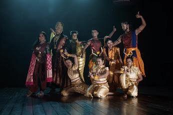 ராவணனின் நாடித்துடிப்பாக 'நாடி' நாட்டிய நாடகம்
