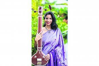 முழு நேர இசைக் கலைஞராக பரிணமிக்கும் சுஷ்மா சோமசேகரன்