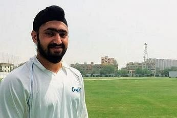 Sikh fast bowler dreams of playing for Pakistan against India
